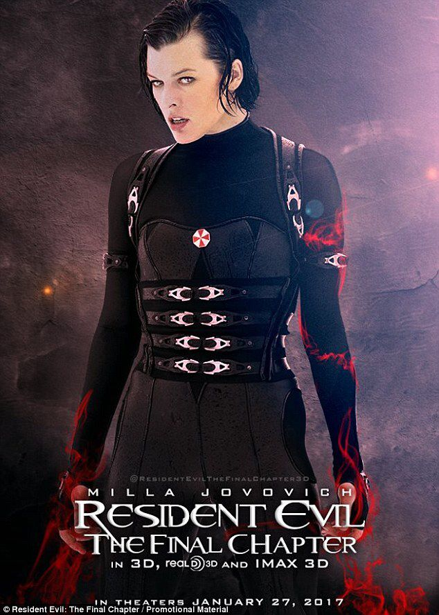 Resident Evil: The Final Chapter (English) in hindi dubbed 720p