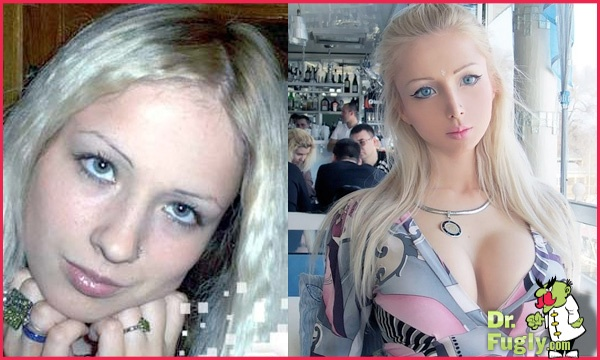 Real Life Barbie Before And After Body she continues to conve...
