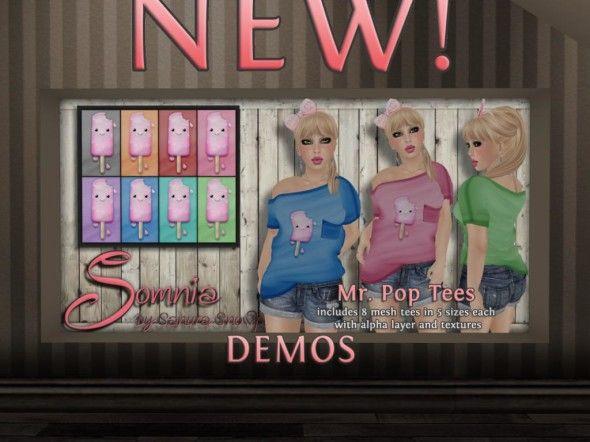 Somnia - clothing, 95L