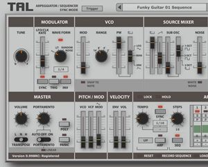 TAL excellent VST plugins, some free.