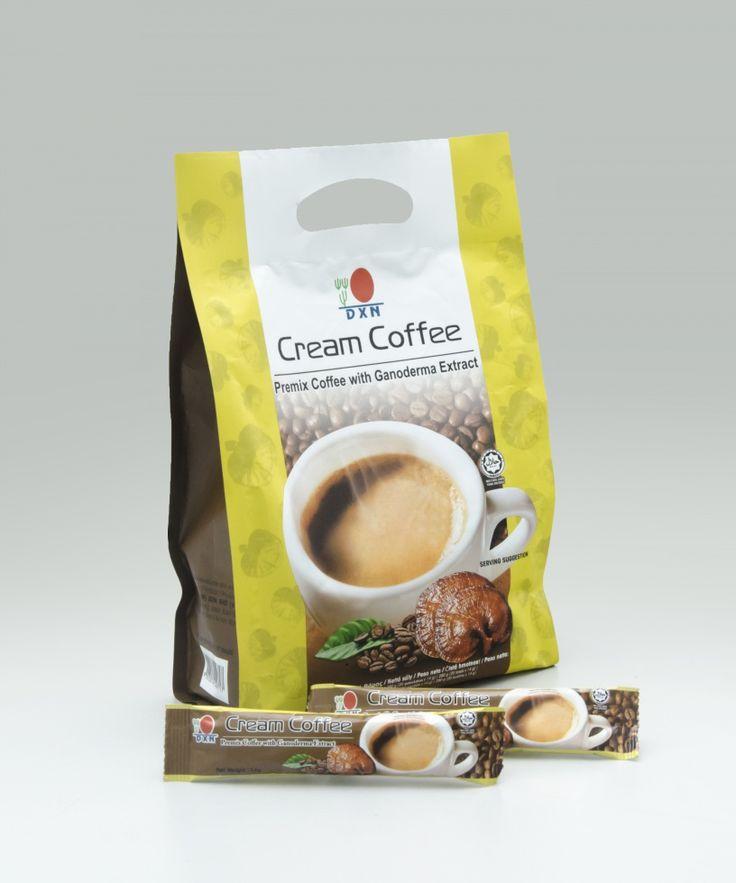 Új köntösben a DXN Cream Coffee! Kattints és rendelj: http://marticafe.dxn.hu/termekek