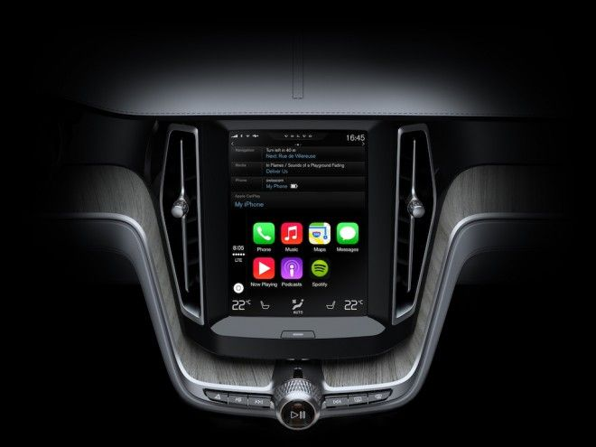 Apple's New Car System Turns Your Dashboard Into an iPhone Accessory | Gadget Lab | Wired.com