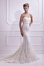 Ellis Bridals Wedding Gown 11330