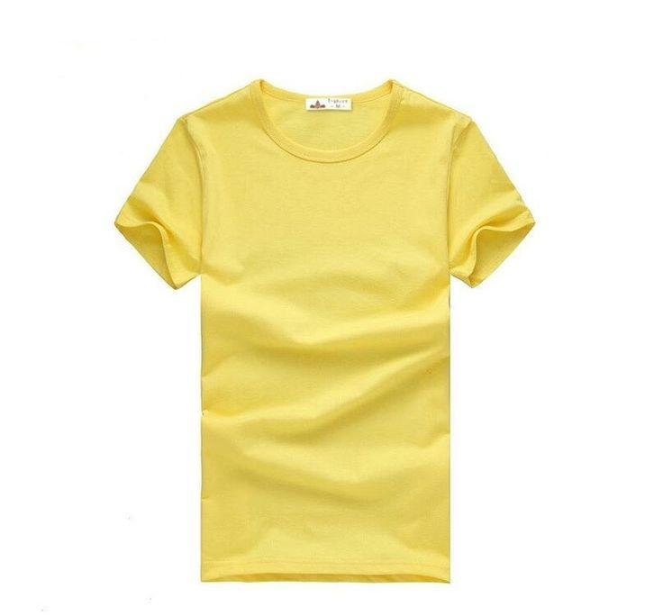 Pánské jednobarevné triko s krátkým rukávem žluté VELIKOST L Na tento produkt se vztahuje nejen zajímavá sleva, ale také poštovné zdarma! Využij této výhodné nabídky a ušetři na poštovném, stejně jako to udělalo již velké …