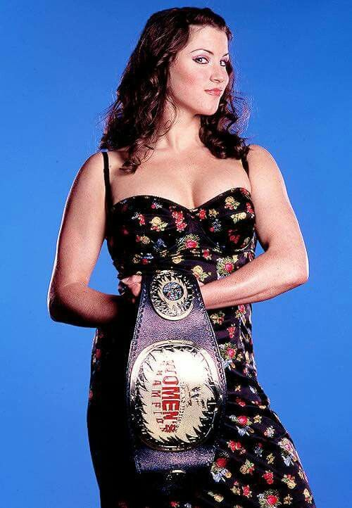 Stephanie McMahon the gorgeous commissioner of raw