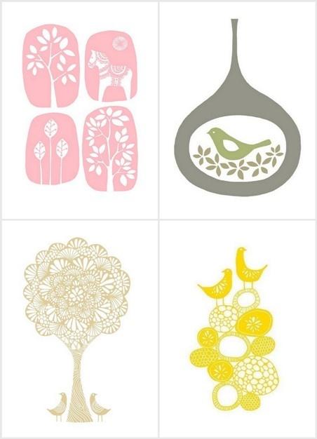 Prints: Sugarloop prints