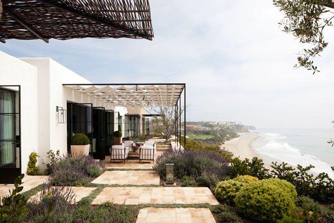 Sea side garden