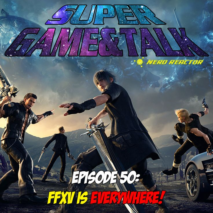 Game & Talk Ep. 50: Final Fantasy XV Is Everywhere!   Game & Talk is back after a week of Gamescom where announcements were made up the wazu. Starting with some ports forFinal Fantasy XVthat ridiculously popular game that people have waited 10 years for. Square Enix has announced that the PC port is in the works and is planned to be the definitive edition of the game with there even being a first-person mode (how?). Lets not forget about hairworks 4K resolutions and nudity mods. What? Not…