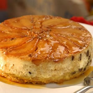 Desserts Under 250 Calories: Eating Well, Breads Puddings Recipes, Desserts Recipes, Diet Desserts, Pears Breads, Bread Pudding Recipes, Bread Puddings, Caramel Pears, Holidays Desserts
