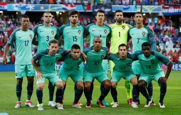 Euro2016: Seleção portuguesa na máxima força na véspera da final