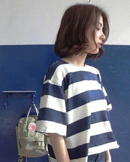 10 Korean Bob Hair | Bob Hairstyles 2015 - Short Hairstyles for Women