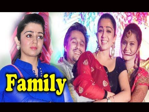 Charmy Kaur Family Photos With Father,Mother,Brother,Husband and Boyfrie...