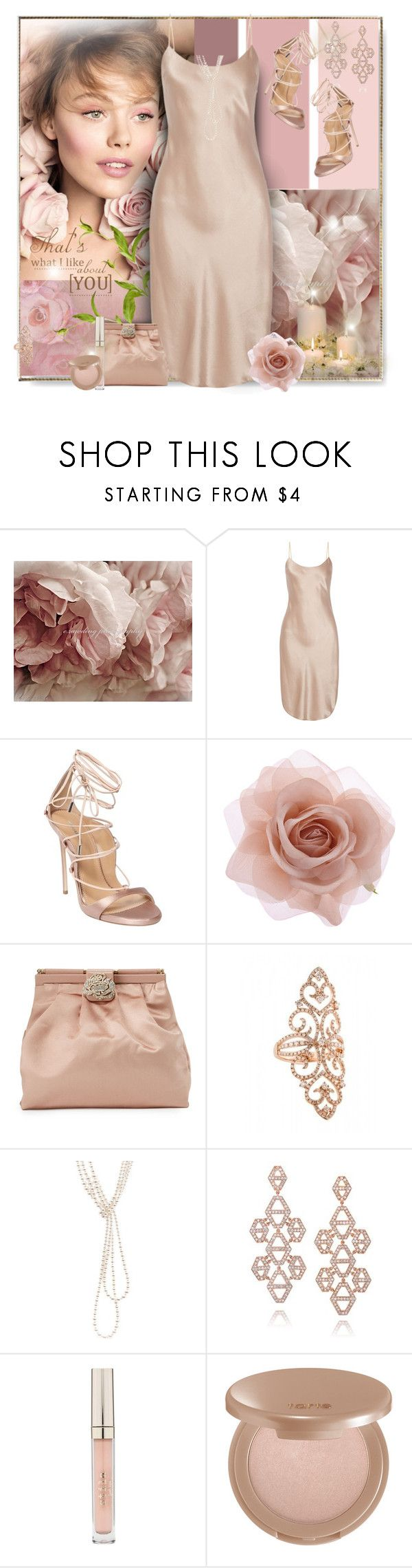 """""""Candle light dinner"""" by perla57 ❤ liked on Polyvore featuring Maiyet, Dsquared2, Accessorize, Valentino, Chanel, Walters Faith, Stila and tarte"""