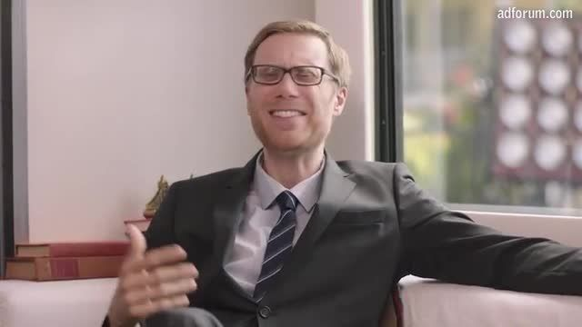 "#2 ""Stephen Merchant Presents: ""If We Won"""" for Newcastle Brown Ale (by Droga5) Someone's a little sore...Imagining a hypothetical present time with America living under the thumb of Great Britain."