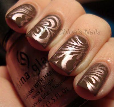 Beautiful nail designPink Swirls, Nails Art, China Glaze, Nail Designs, Nice Nails, Cool Nails, Nail Art, Beautiful Nails Design, Nails Tutorials