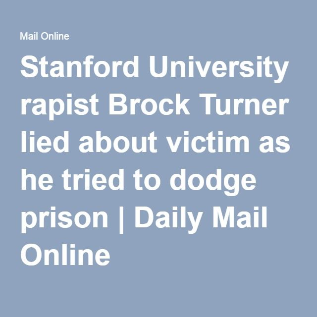The 25+ best Brock turner victim ideas on Pinterest Brock turner - victim statement