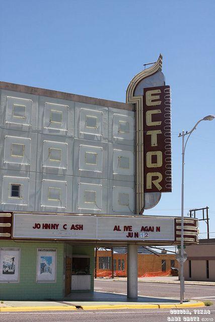 Ector Theater - Odessa, Texas