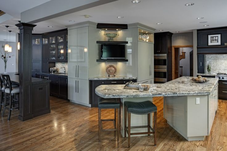 32 Magnificent Custom Luxury Kitchen Designs by Drury Designs