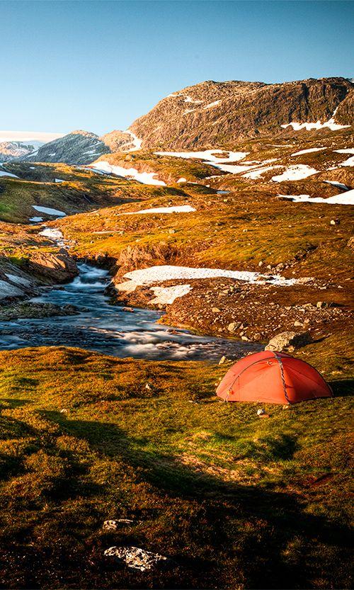 Hardangervidda National Park in #Norway