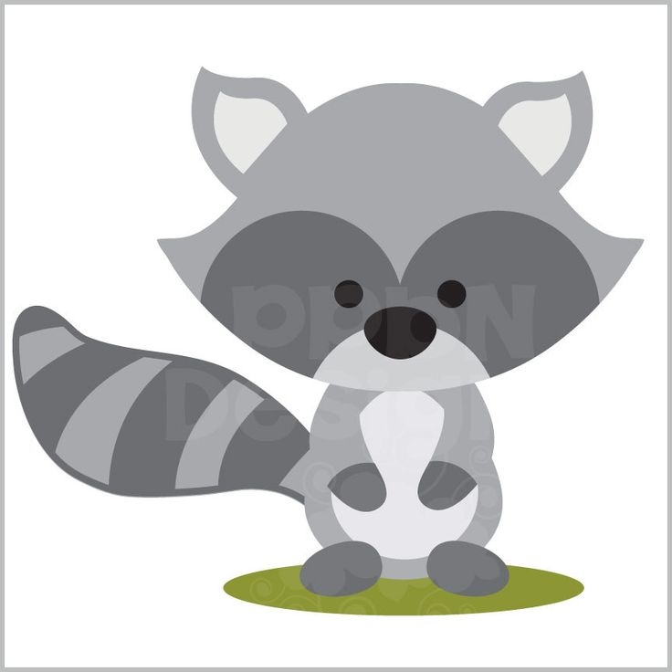 PPbN Designs - Woodland Raccoon (Free for Deluxe and Basic Members), $0.00 (http://www.ppbndesigns.com/products/woodland-raccoon-free-for-deluxe-and-basic-members.html)