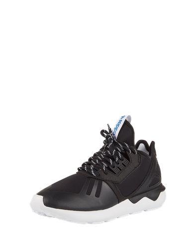 #ADIDAS #ORIGINALS #Damen #Softe #Sneaker #´Tubular #Runner´ #schwarz - Der ultraleichte Sneaker von adidas Originals punktet mit einem futuristischen Design. Neopren-Look mit Besätzen in Lederoptik macht den Runners Style aus. Die voluminöse Sohle macht ihn komplett.