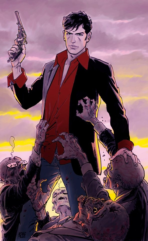 Dylan Dog by Brindisi