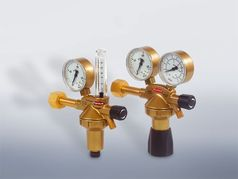 #Cylinder pressure regulator  The #Fronius cylinder pressure regulator provides accurate regulation and a constant output pressure throughout the whole #welding process.