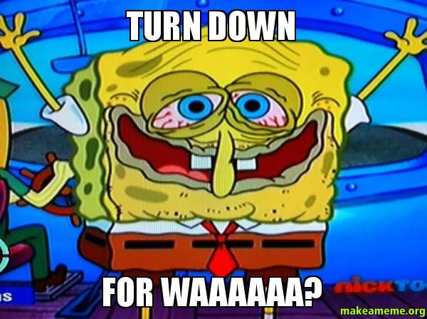 turn down for what | newest meme types blog contact us