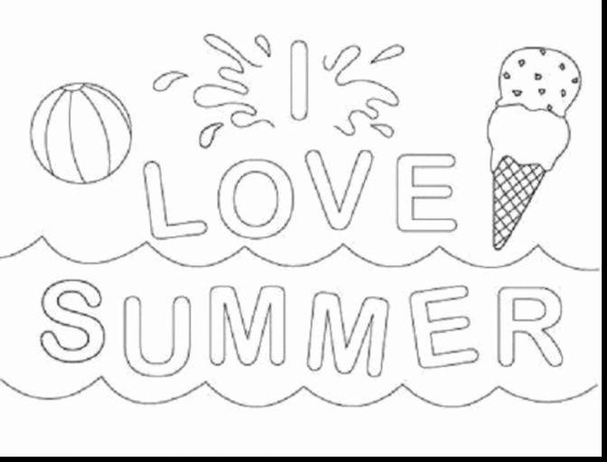 Summer Vacation Coloring Page Elegant Coloring Pages 46 Outstanding Crayola Summer Coloring Letnie Raskraski Detskie Raskraski Raskraski Dlya Pechati