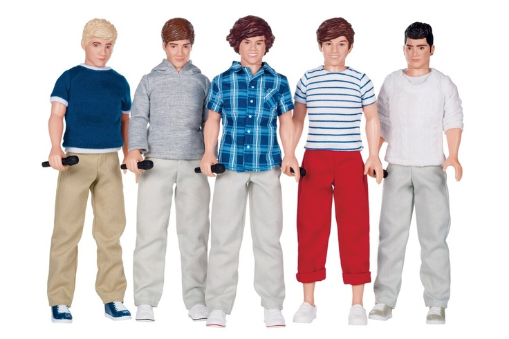 Retro brands, boy-band dolls are Toys R Us 'hot toys ...