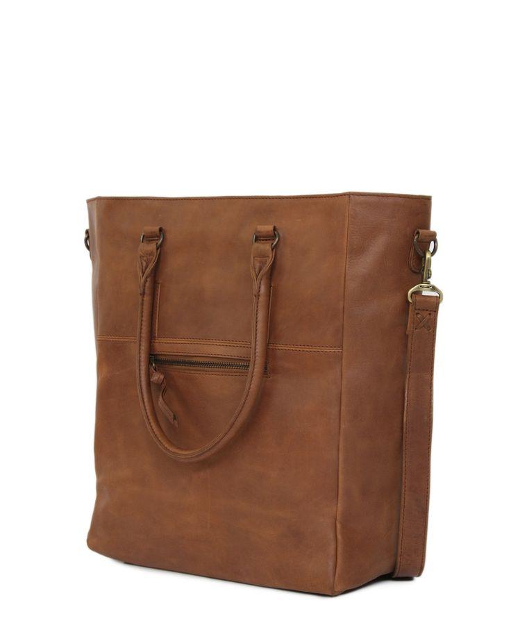 Berlin bag – Waxy Tan | GoodiesHub.com