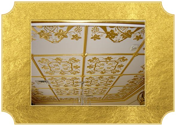 Residential Projects | Residential Gilding Projects | Art Gilding