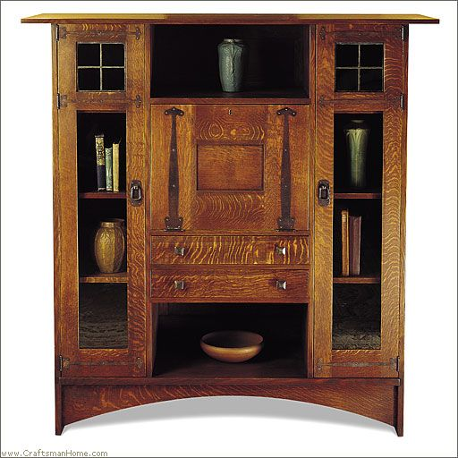 1000 images about mission style cabinet pulls and knobs for Craftsman style desk plans