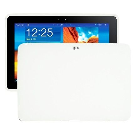 Soft Shell (Hvid) Samsung Galaxy Tab 10.1 P7500 Cover