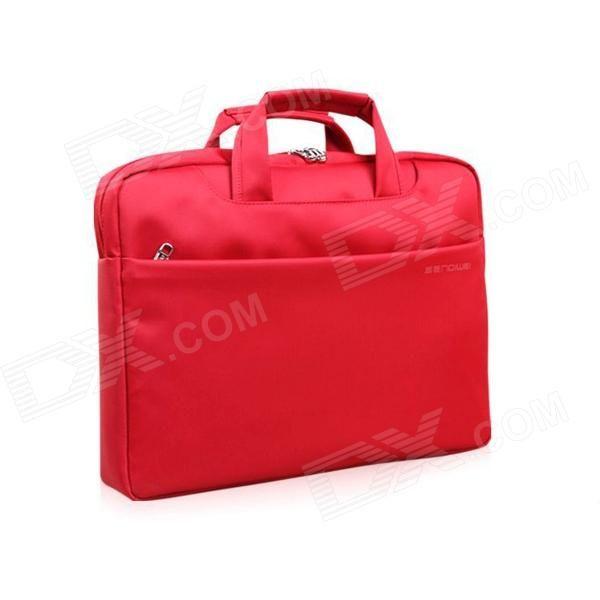 """SENDIWEI S-311W Multifunctional Fashion Handbag for 14"""" Notebook Laptop - Red Price: $26.15"""