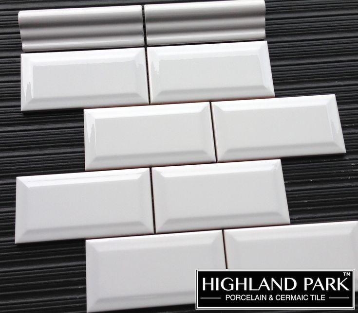 Beveled Subway Tile 3×6″ Subway Tile For $3.00SF & Free Shipping
