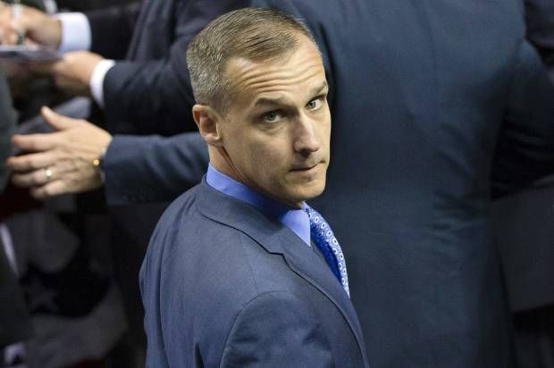 Corey Lewandowski claimed to have access to President Trump's Twitter account Trump's former campaign manager reportedly told Facebook he has access, then denied reports
