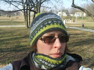 monsci's Marius hat and scarf