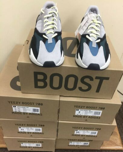 b02636539 Details about 100% Authentic Adidas YEEZY Boost 700 Wave Runner Size ...