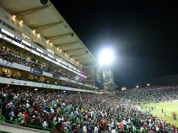 México - Estadio Corona, Coahuila