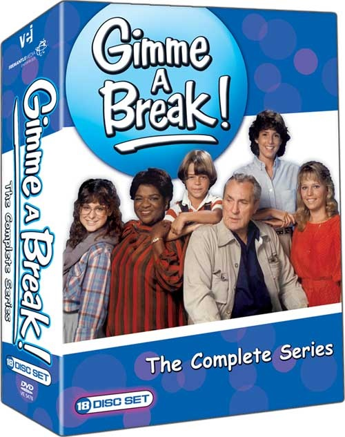 "TV Show ""Gimme A Break!"" 