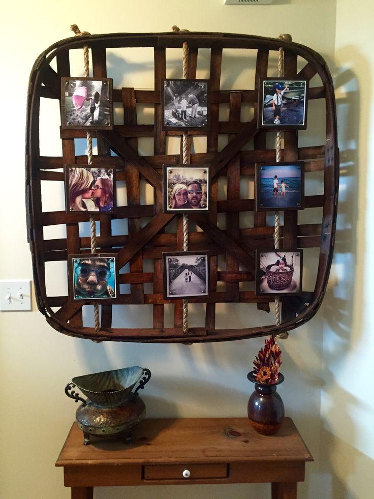Best 25 Tobacco Basket Decor Ideas On Pinterest