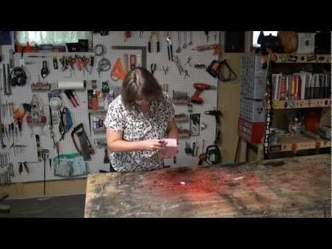Styro Wars: Styrofoam Glue  halloween but also useful for christmas stuff like gumdrops