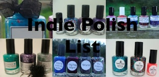 Here is my post, with clickable links for Indie Polish sellers. ♥: Bit, Indie Polish, Fashion, Things I Love, Nail Polish, Jindie Nails Polish, Polish Makers