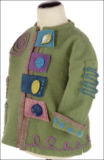 26 best Needle Felted Style - Sewing Patterns images on Pinterest ...
