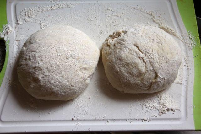 Основные Тесто для пиццы