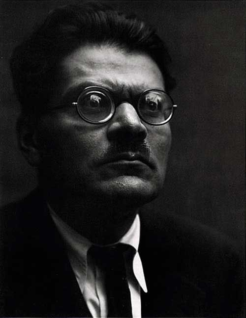 Edward Weston  Jos   Clemente Orozco  1930  pintor mexicano