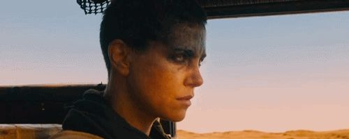 "Yaaaaaass Furiosa! | Charlize Theron Perfectly Responded To A Question About Feminism In ""Mad Max: Fury Road"""