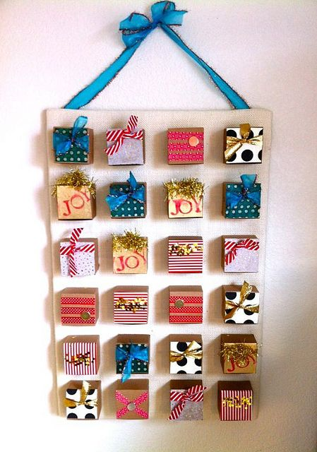 Advent Calendar Self Made : Birthday tradition ideas a collection of to try