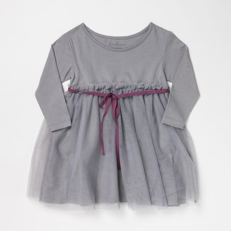 Lulu Dress - Dooboo - Kids - Shop online www.mirtilla.eu